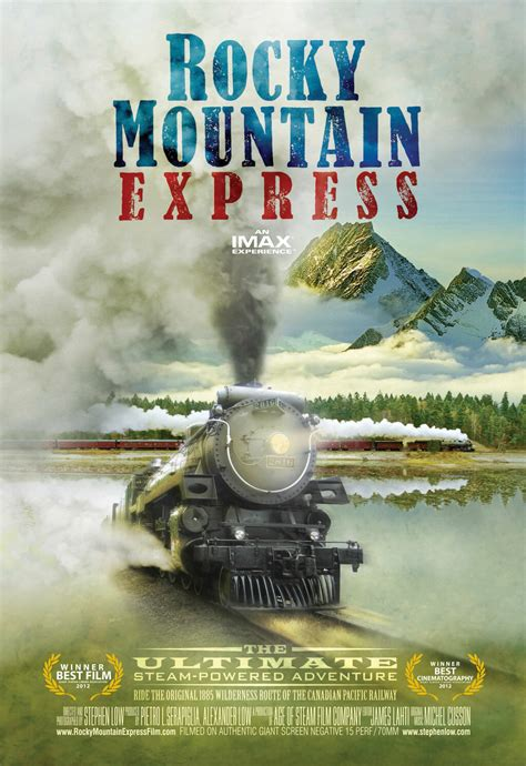 Rocky Mountain Express Spans the Globe - The Stephen Low ...