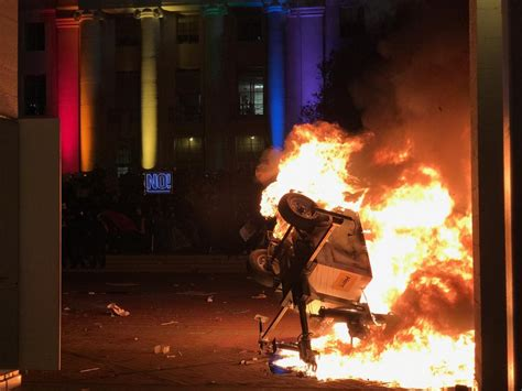 What Is Antifa? Anti-Fascist Group Behind Violent Berkeley Protest Against Milo Yiannopoulos