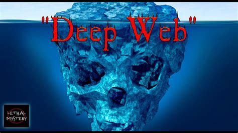 Historia en La Web oscura (Deep Web)