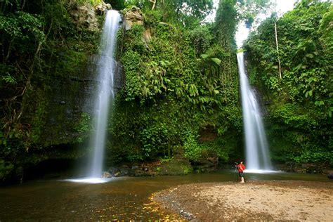 Hiking and Trekking Mount Rinjani Lombok Island Indonesia ...