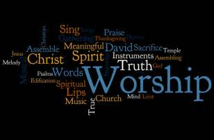 TRUE WORSHIP…   roy's covenant corner