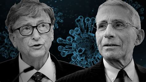 Bill Gates & Anthony Fauci Knew About Coronavirus For ...