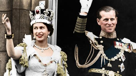 Queen Elizabeth II, the story of the coronation dress