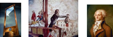 Execution of Robespierre - Revolution Perspective