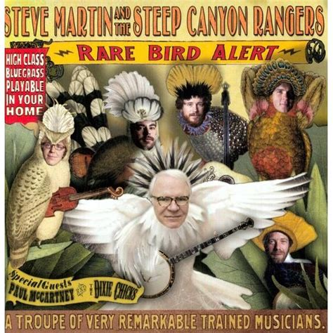 Pop - Rare Bird Alert (Steve Martin & the Steep Canyon ...