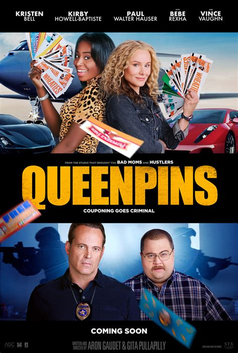 'Queenpins' Comedy Trailer with Kristen Bell & Kirby ...