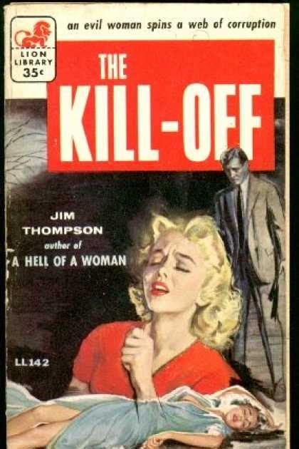 Tune Up: Pocket Book Cover Art: Jim Thompson - The Kill-Off