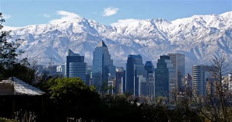 New York Times: Santiago de Chile #1 place to visit in ...