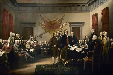 Declaration of Independence (Trumbull) - Wikipedia