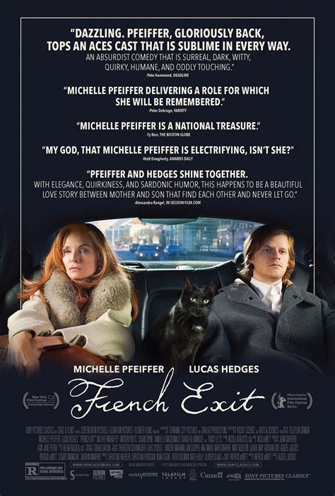 First Poster + Trailer for 'French Exit' Starring Michelle ...