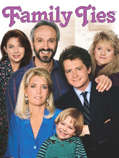 FAMILY TIES (Full Episodes) | King of The Flat Screen