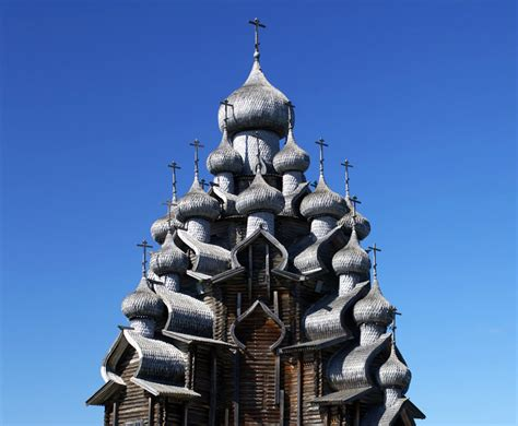 Russia's 17th Century Kizhi Pogost Church is One of the ...