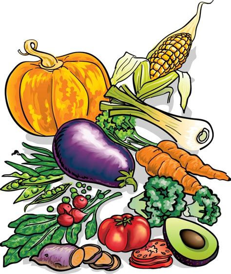 View veggies.jpg Clipart - Free Nutrition and Healthy Food ...