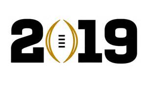 2018-2019 College Football Playoff, Bowl Schedule, Matchups