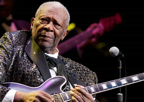 B. B. King Family & Friends Denied Right To Say Goodbye ...