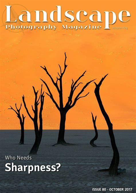 Landscape Photography Magazine October Cover - Stephen ...