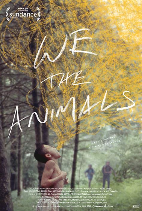 "Movie Review: ""We the Animals"" (2018) 