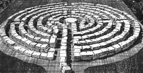 The meaning and symbolism of the word - Labyrinth