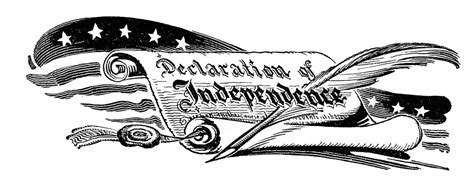 Free Vintage Declaration of Independence Image - The Graphics Fairy