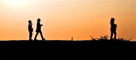 """Walking... 