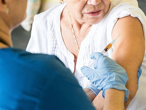 High-Dose Vaccine May Improve Influenza Protection in Elderly