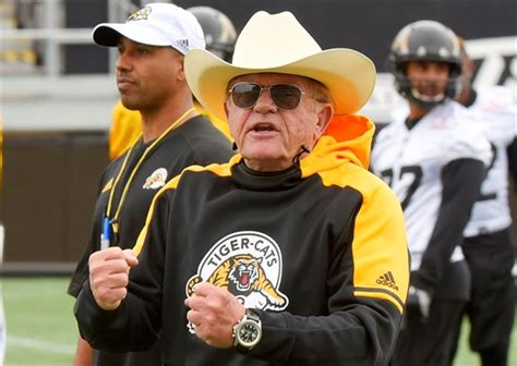 Coach Jerry Glanville leaving Ticats for personal reasons ...