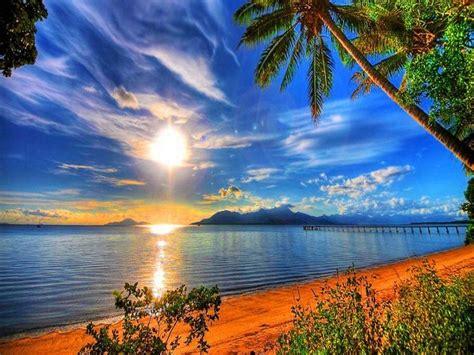 Peaceful Nature Sunrise Wallpapers - We Need Fun