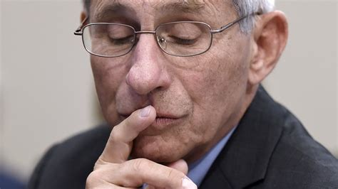 How Anthony Fauci Became a Political Lightning Rod - The ...