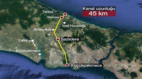 Νέα πρόκληση Ερντογάν: Κλείνει το Βόσπορο, φτιάχνει νέα ...