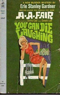 You Can Die Laughing by A a Fair - AbeBooks