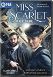 Miss Scarlet and the Duke: The Complete First Season ...