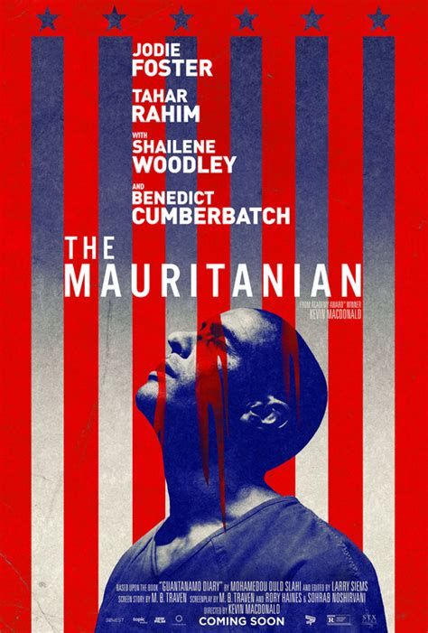 The Mauritanian Movie Poster - IMP Awards