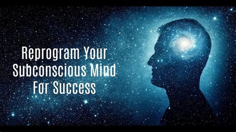 Program Your Subconscious For SUCCESS & ABUNDANCE | Rewire ...