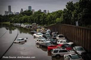 Flooding in Houston - Where, not When