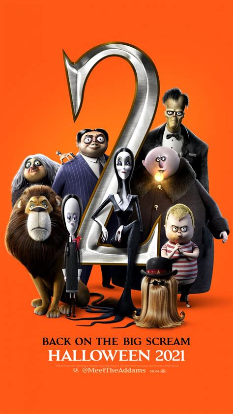 The Addams Family 2 Debuts Teaser Trailer, Poster with ...