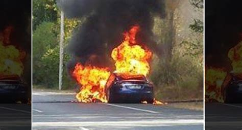 Tesla Concludes French Model S Fire Was Caused By Bad Electrical Connection