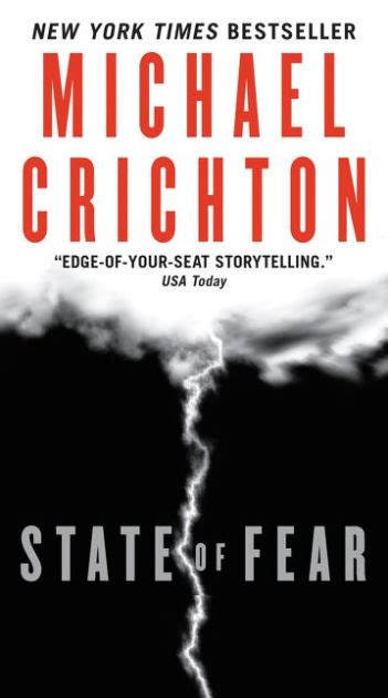 State of Fear by Michael Crichton | NOOK Book (eBook ...