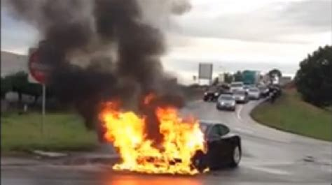 Tesla fire in Seattle shows electrics face safety challenges | KOMO