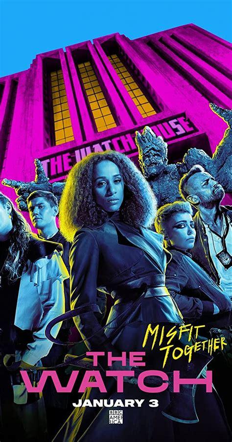 The Watch (TV Series 2020- ) - IMDb