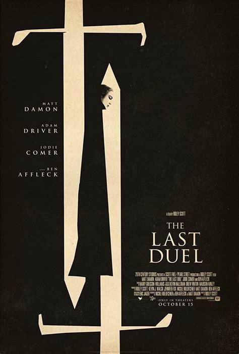 The Last Duel DVD Release Date | Redbox, Netflix, iTunes ...