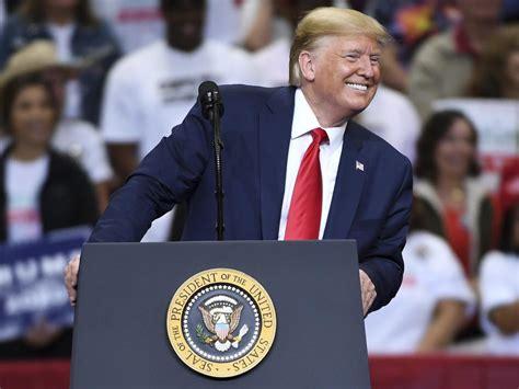 Donald Trump bashes Democrats as 'crazy,' unpatriotic at ...