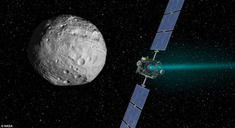 Dawn probe snaps incredible images of the Ceres asteroid ...