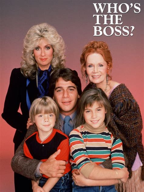 Who's the Boss? TV Show: News, Videos, Full Episodes and ...