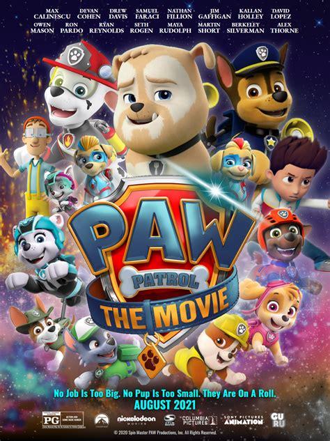 PAW Patrol: The Movie (2020 Director's Cut)   PAW Patrol ...