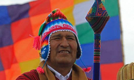 La Tribuna: Evo Morales cobra la deuda a Europa