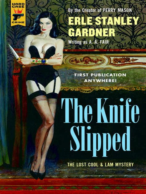 The Knife Slipped - Carnegie Library of Pittsburgh - OverDrive