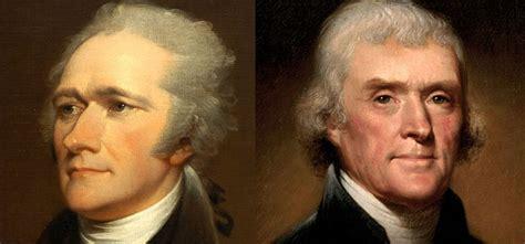 Jefferson versus Hamilton - Brewminate
