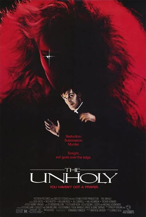 The Unholy (1988) Poster #1 - Trailer Addict