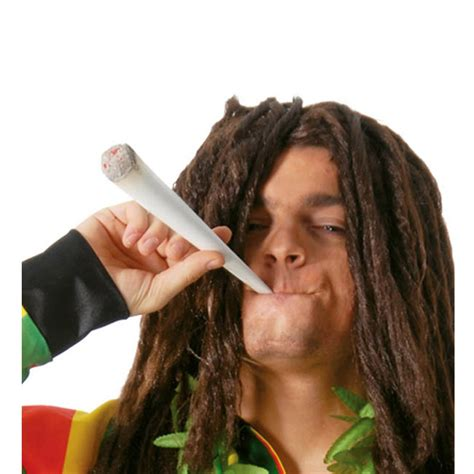 Joint rasta à fumer