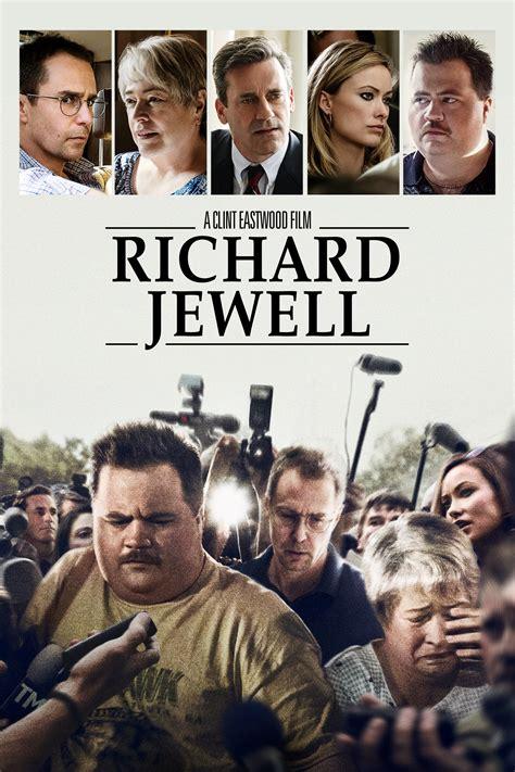 Richard Jewell (2019) - Posters — The Movie Database (TMDb)